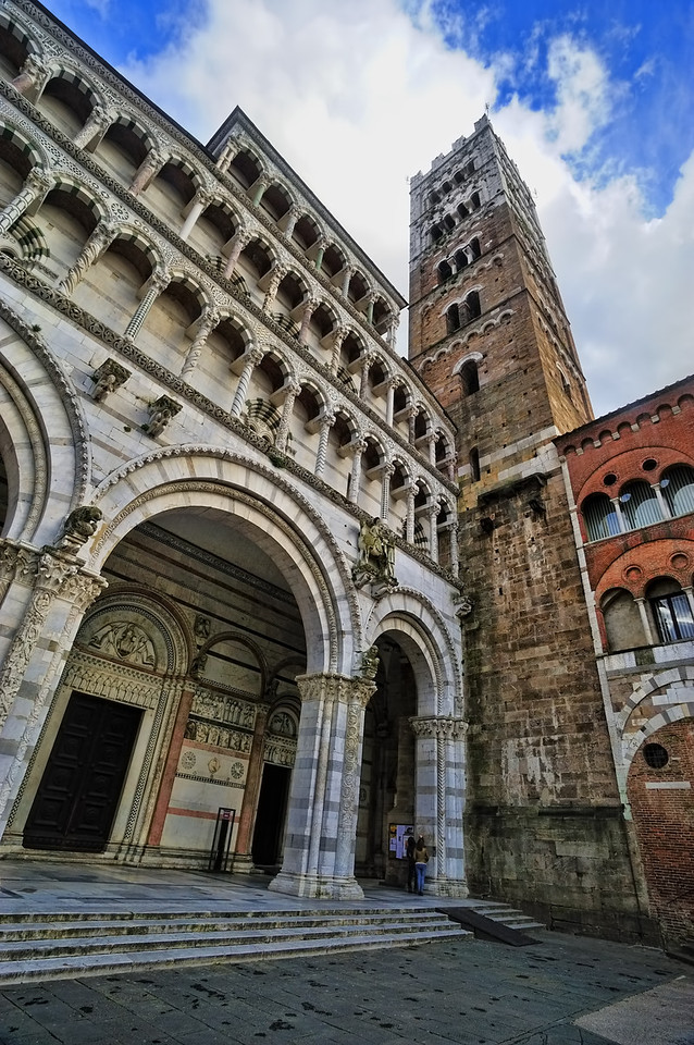 Lucca, Cathedral