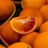 41/365<br /> Yummm. Blood Oranges.  I bought a basket.