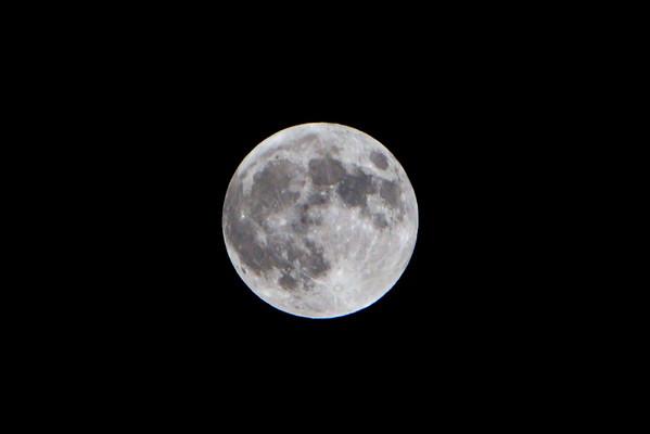 Lunar Eclipse - September 27, 2015