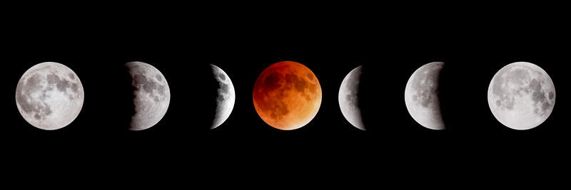 September 2015 Lunar Eclipse