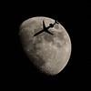 Delta Flight #3670 Silhoutte