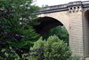 Adolphe Bridge, also called the New Bridge - from the Pétrusse Valley - Luxembourg City