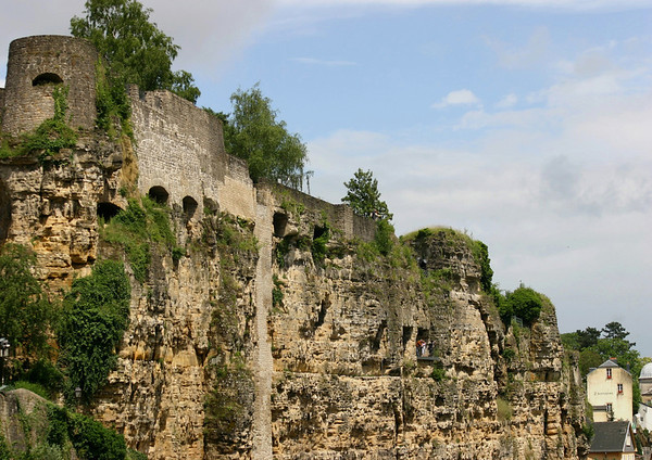 Bock Promontory and Casemates