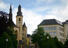 Saint Michael's Church (the oldest holy building in the city) - Luxembourg City