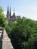 Cathedral to the Blessed Virgin - also called Church of Our Lady - Luxembourg City
