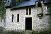 Quirinus Chapel - since the 11th century the site has been consecrated to Saint Quirin - located in the Pétrusse Valley - Luxembourg City