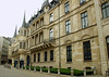 Grand Ducal Palace - the official residence of the Grand Duke of Luxembourg, and where he performs most of his duties as head of state of the Grand Duchy - located in the Ville Haute quarters, the old City Central - Luxembourg City