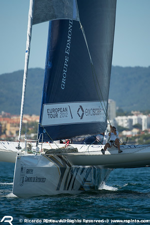 14/09/2012 - Cascais (POR) - MOD70 - EUROPEAN TOUR - Day 3 - City Race