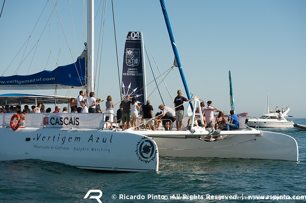 15/09/2012 - Cascais (POR) - MOD70 - EUROPEAN TOUR - Day 4 - City Race