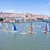 Regata de Portugal in Lisbon, Portugal