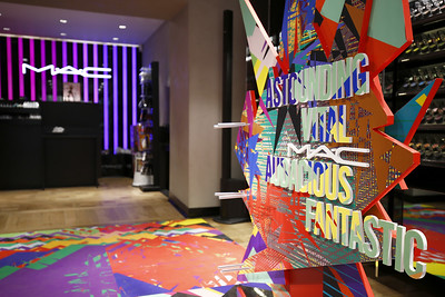 MAC Cosmetics Le Marais Flagship Launch