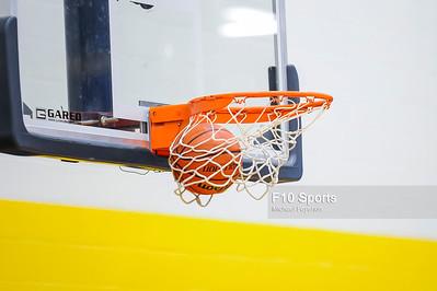 TORONTO, CANADA - Jan 16: during OCCA Mens Basketball Matchup between WBB Humber Hawks vs UTM Eagles at Humber Hawks Athletics Center. Photo: Michael Fayehun/F10 Sports Photography