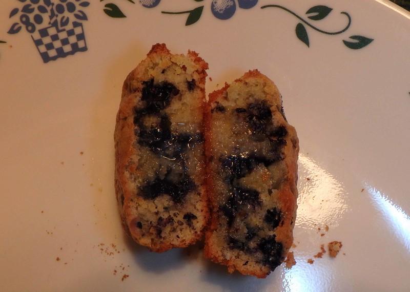 blueberries, cont'd
