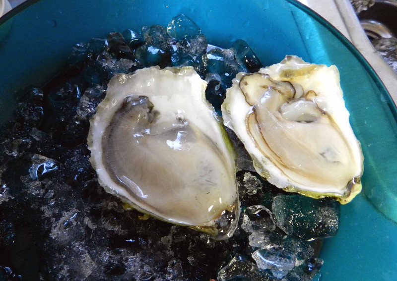 """Obviously, if you don't love life, you can't enjoy an oyster."" ~ Eleanor Clark, ""The Oysters of Locmariaquer"", 1964"