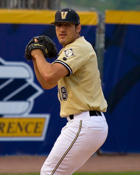 Casey Weathers - Colorado Rockies' first pick in the 2007 draft.  Weathers was the 8th pick overall in the draft and he currently pitches for the Double-A Tulsa Drillers.