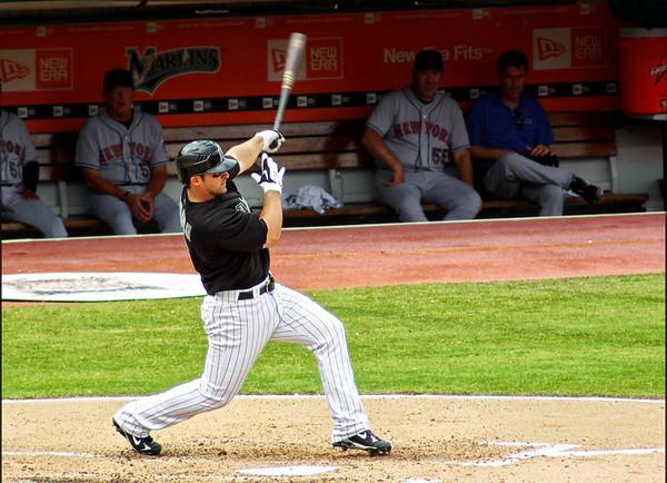 Dan Uggla, Florida Marlins vs. NY Mets, Miami Florida