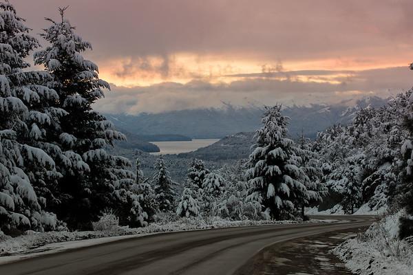 Ruta Cerro Catedral, Bariloche