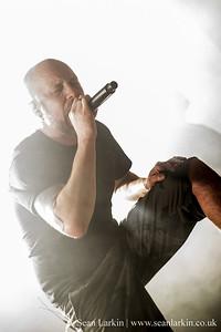 Meshuggah - Rock City, Nottingham