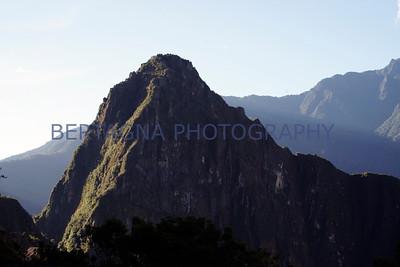 Huayna Picchu, Peru