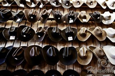 Western Cowboy Hats  © Copyright Hannah Pastrana Prieto