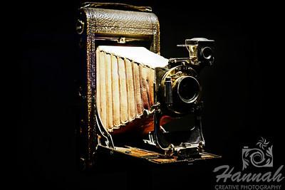 Vintage Camera  © Copyright Hannah Pastrana Prieto