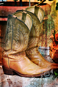 Cowboy Boots  © Copyright Hannah Pastrana Prieto