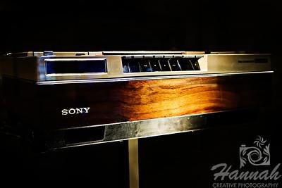 Sony Betamax  © Copyright Hannah Pastrana Prieto