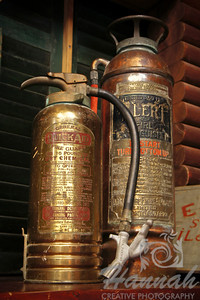 Antique Canadian fire extinguisher found at a store in Vancouver, British Columbia, Canada  © Copyright Hannah Pastrana Prieto