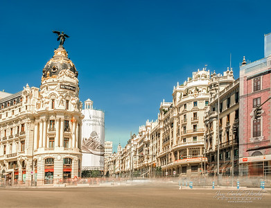 Madrid and its environment