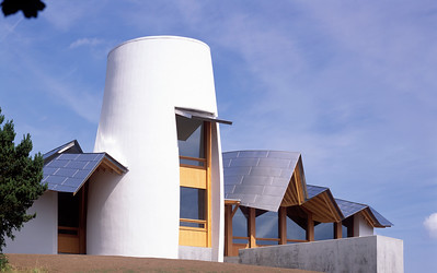 Maggies Centre, Dundee - Frank  Gehry Associates.