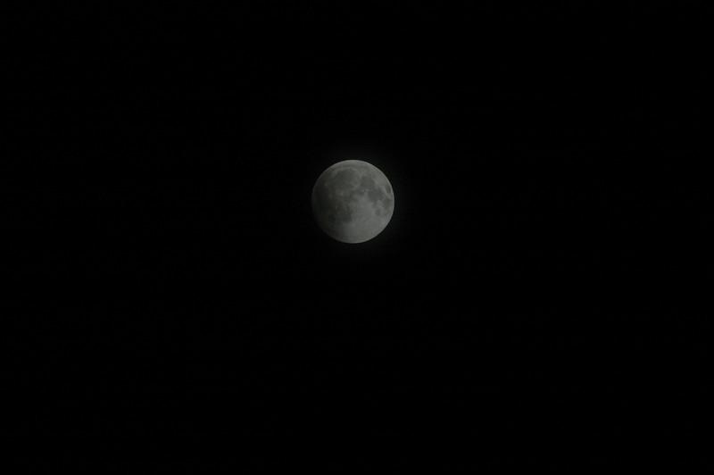 December 2010 Lunar Eclipse - 2