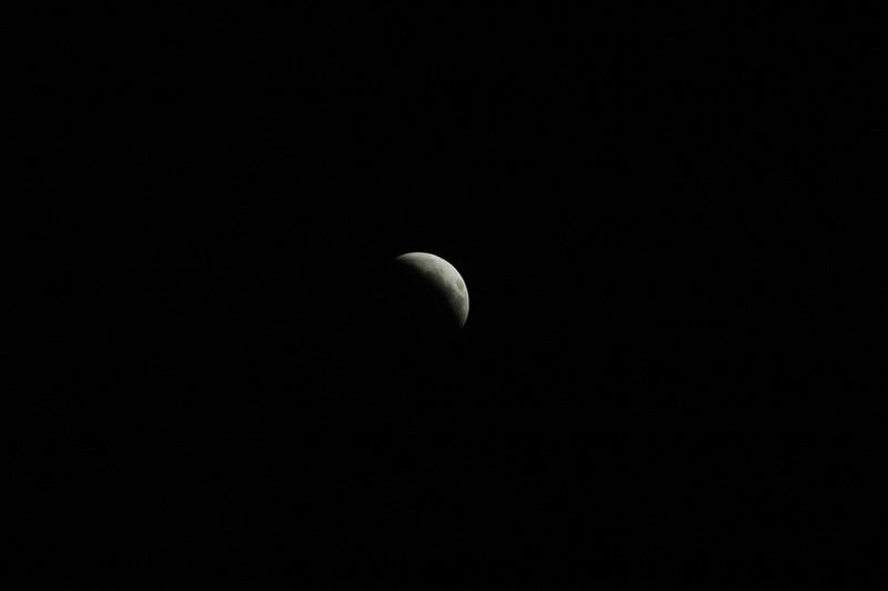 December 2010 Lunar Eclipse - 5
