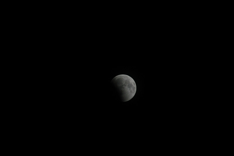 December 2010 Lunar Eclipse - 3
