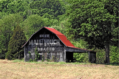 Small Mail Pouch Barn