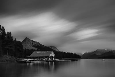 Maligne Lake LE