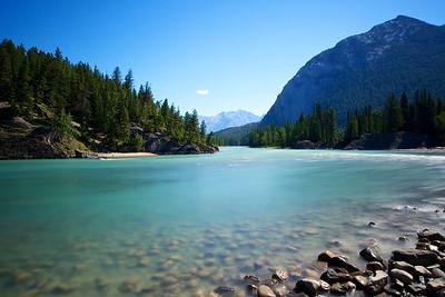 Banff Falls PRINT