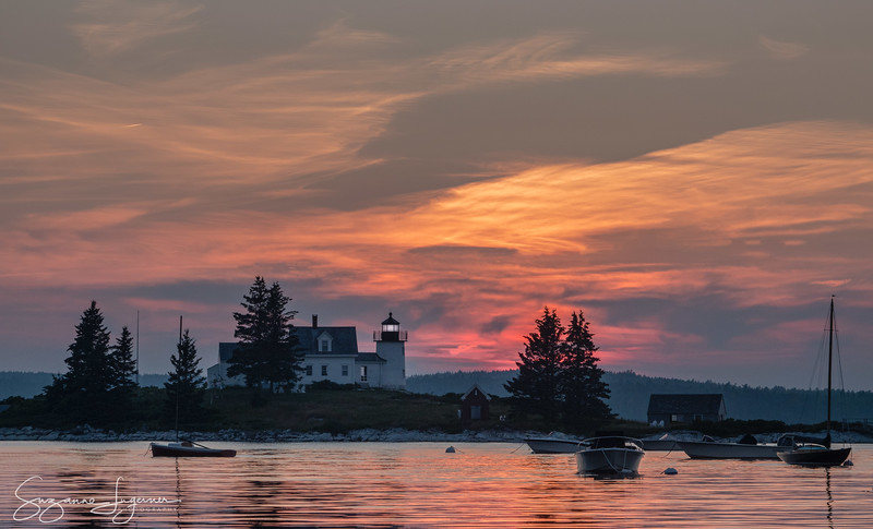 Pumpkin Island Lighthouse, Maine