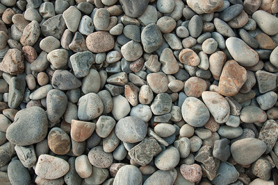 Beach Pebbles, Acadia National Park Me.