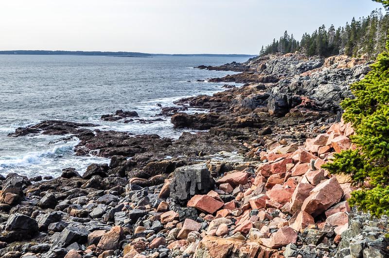 Rugged Coast of Maine