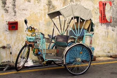Malaccan Trishaw