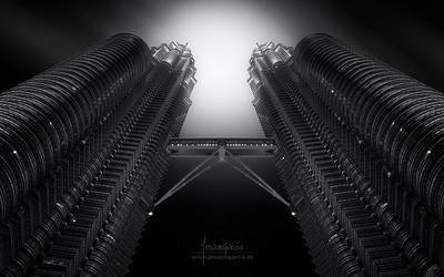 Petronas Twin Towers - Kuala Lumpur