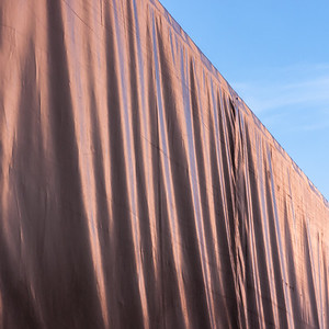 Carcolors 45: Tarpaulin reflection