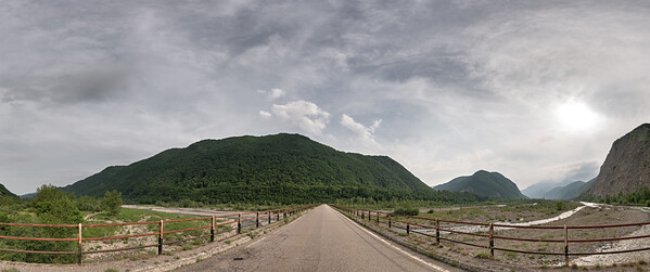 Ponte Le Pianelle (SP 108) - Castelnovo ne' Monti, Reggio Emilia, Italy - June 9, 2019