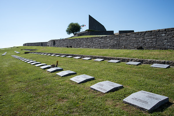 German War Cemetery - Futa Pass, Firenzuola, Florence, Italy - June 16, 2013
