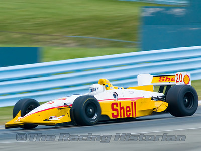 1999 Lola Champ Car at the 2007 HSR Historic Races at Watkins Glen.