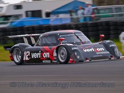 Penske Racing's Porsche Riley (Romain Dumas and Timo Bernhard)