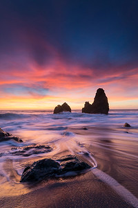 Rodeo Beach Color
