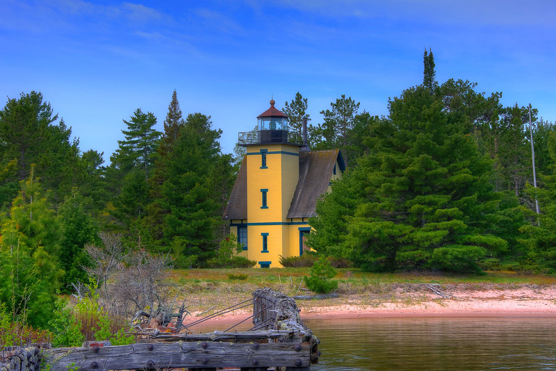 Mendota Lighthouse 03
