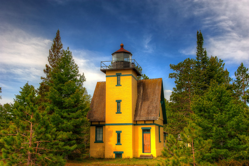 Mendota Lighthouse 02