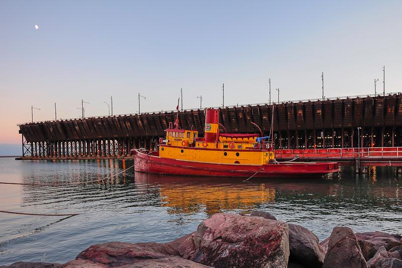 Tugboat Edna G